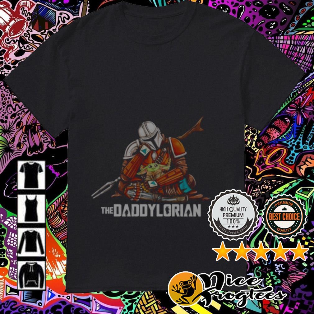 Daddy Baby Yoda The Daddylorian shirt