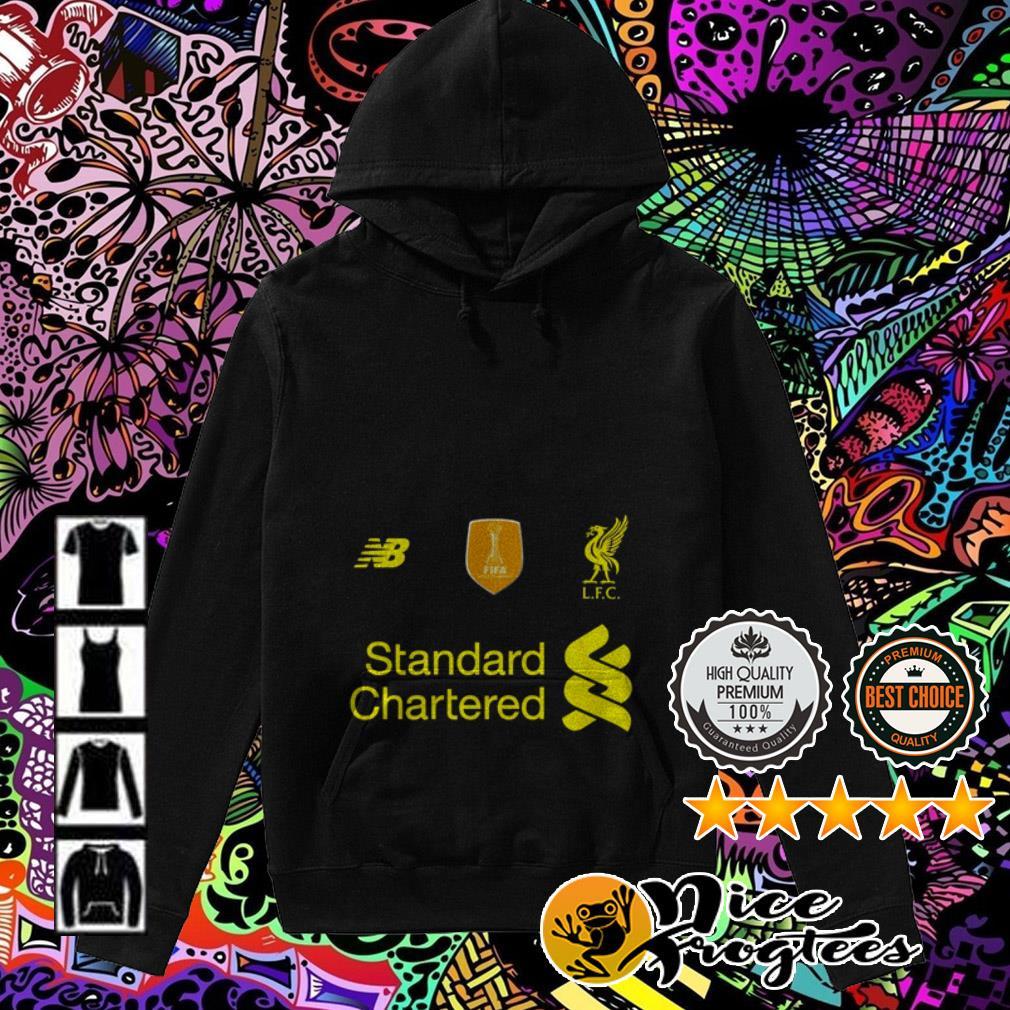 Liverpool FC Standard Chartered Hoodie