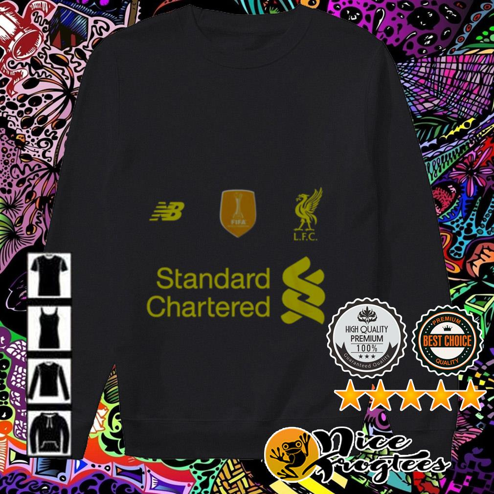 Liverpool FC Standard Chartered Sweater