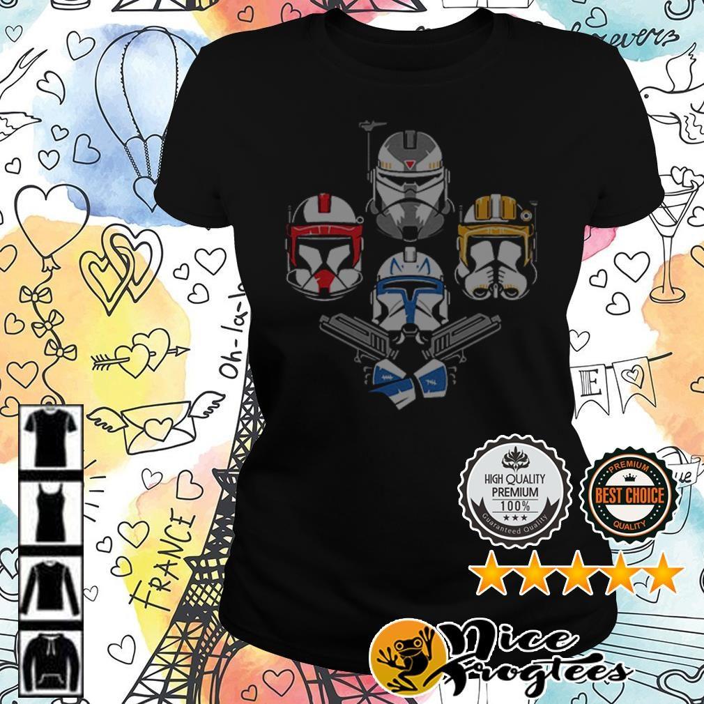 Coruscant Guard Clone Troopers shirt