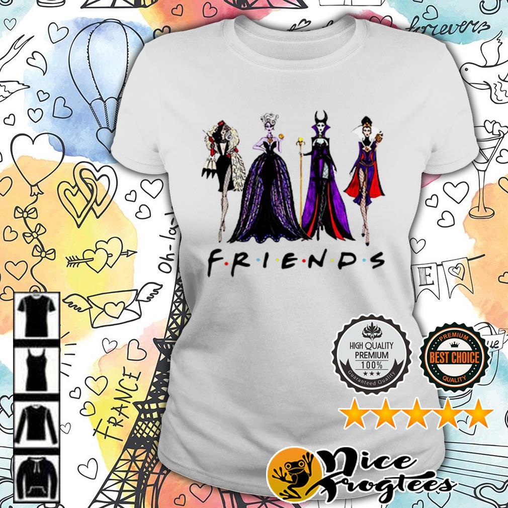 Disney Villains Vogue Friends shirt
