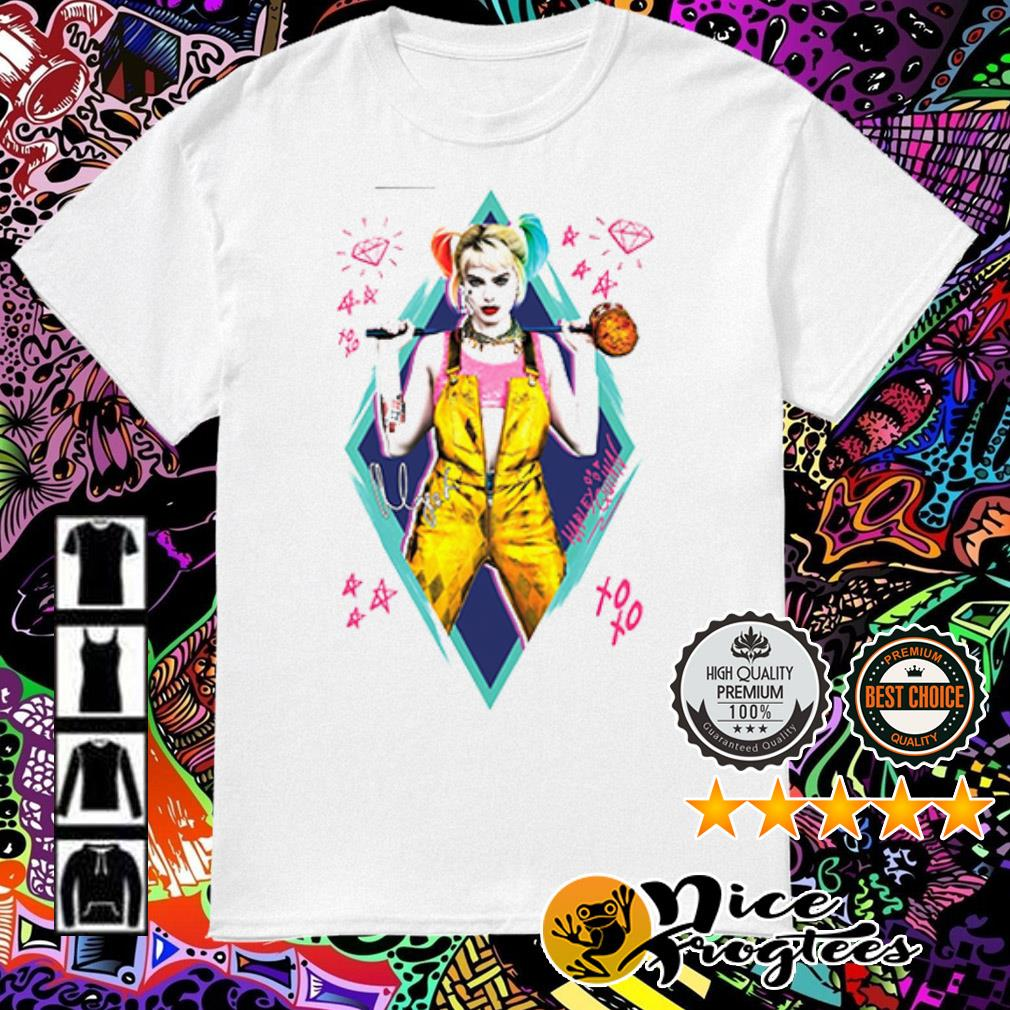 Harley Quinn Birds Of Prey shirt