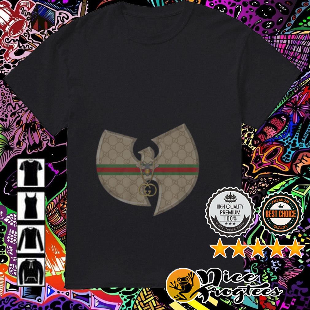 Wu-Tang Clan Gucci shirt