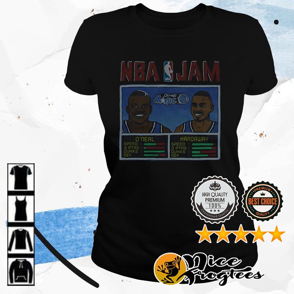 Nba Jam Orlando Magic shirt