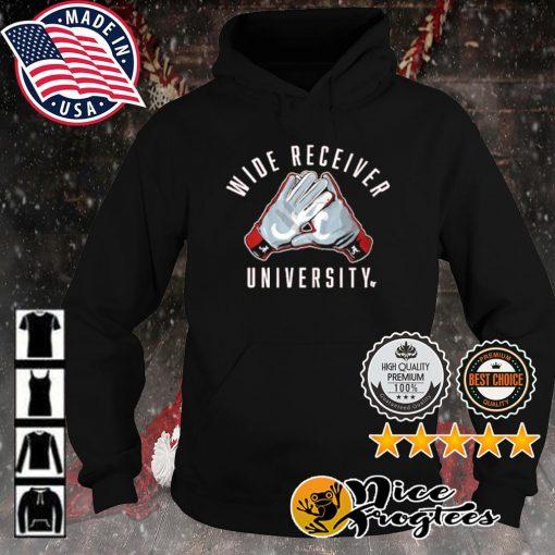 Alabama Crimson Tide wide receiver university s hoodie