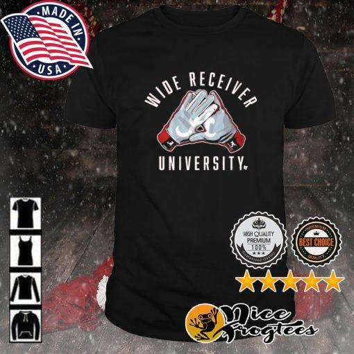 Alabama Crimson Tide wide receiver university shirt