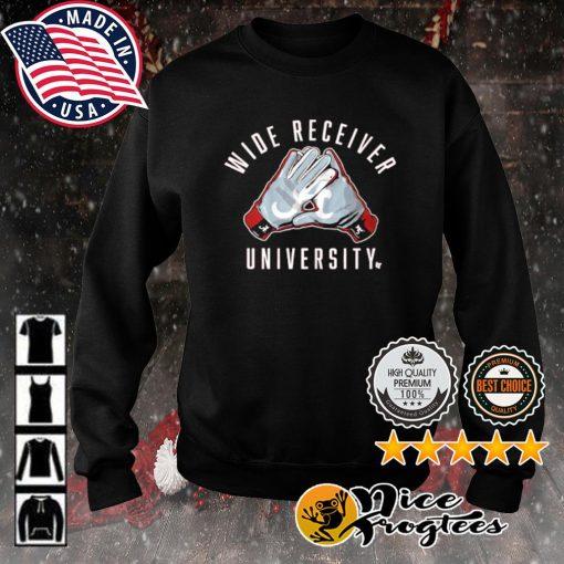 Alabama Crimson Tide wide receiver university s sweater