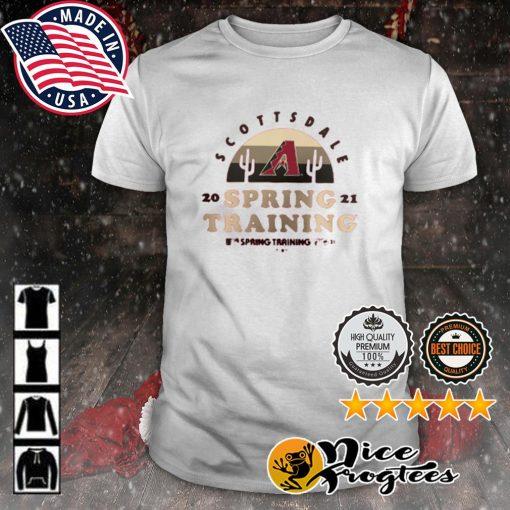 Arizona Diamondbacks scottsdale 2021 spring training spring training shirt