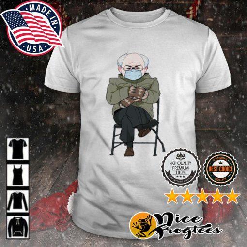 Bernie Inauguration Mittens shirt