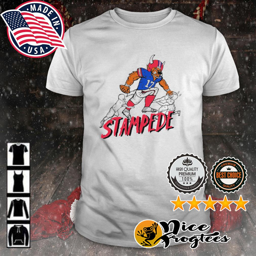 Buffalo Bills QB Stampede shirt