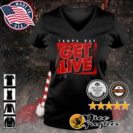 Tampa Bay Get live s v-neck-t-shirt