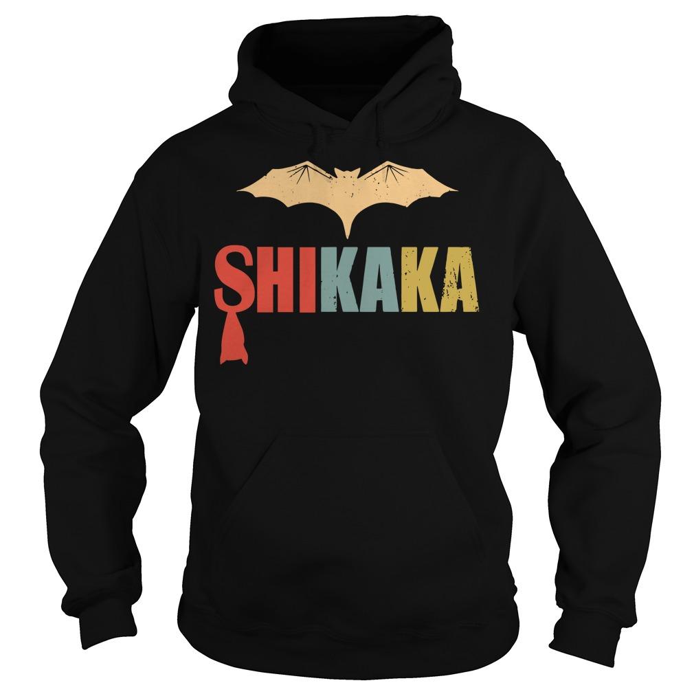 Ace Ventura Bat Shikaka Hoodie