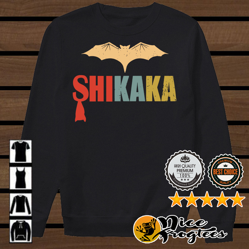 Ace Ventura Bat Shikaka shirt