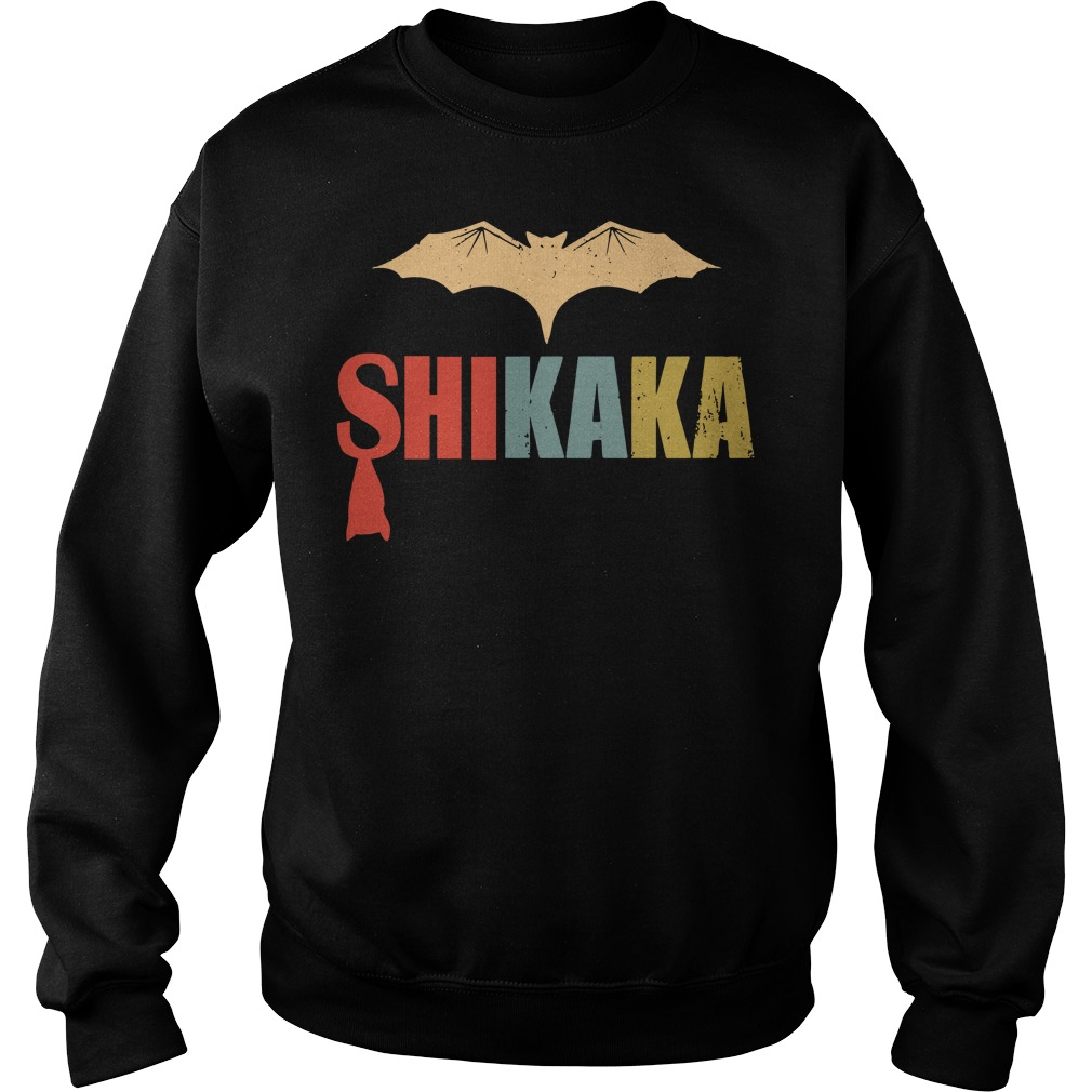 Ace Ventura Bat Shikaka Sweater