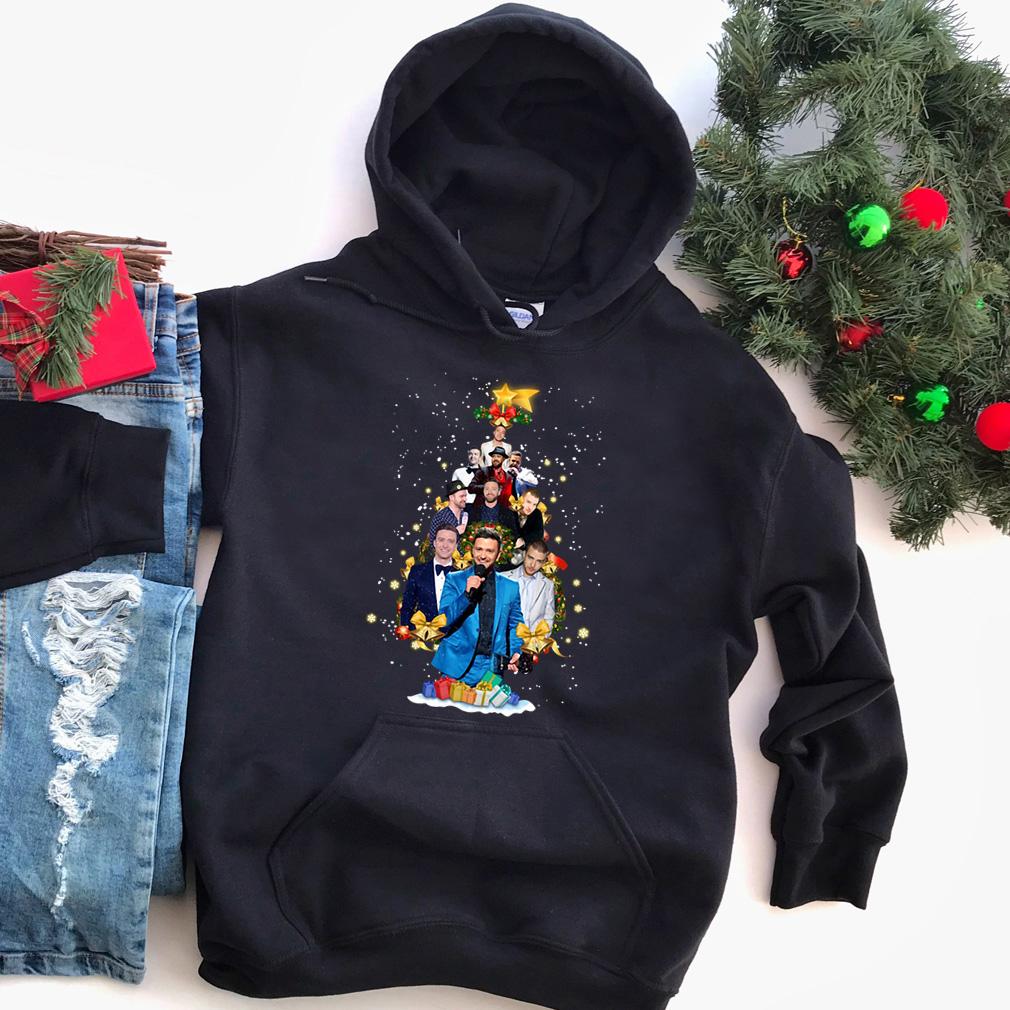 Adam Levine Christmas tree sweater
