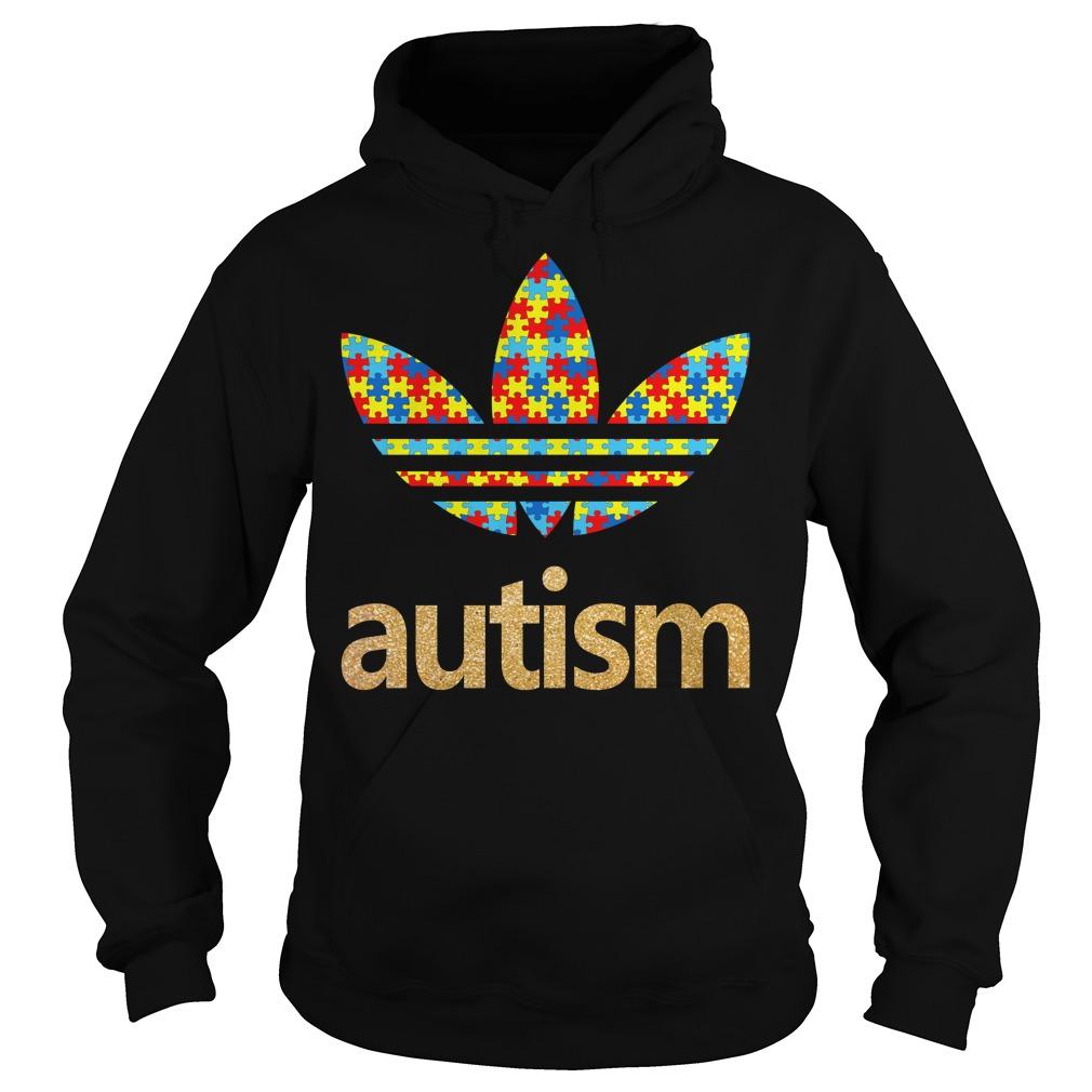Adidas autism Hoodie