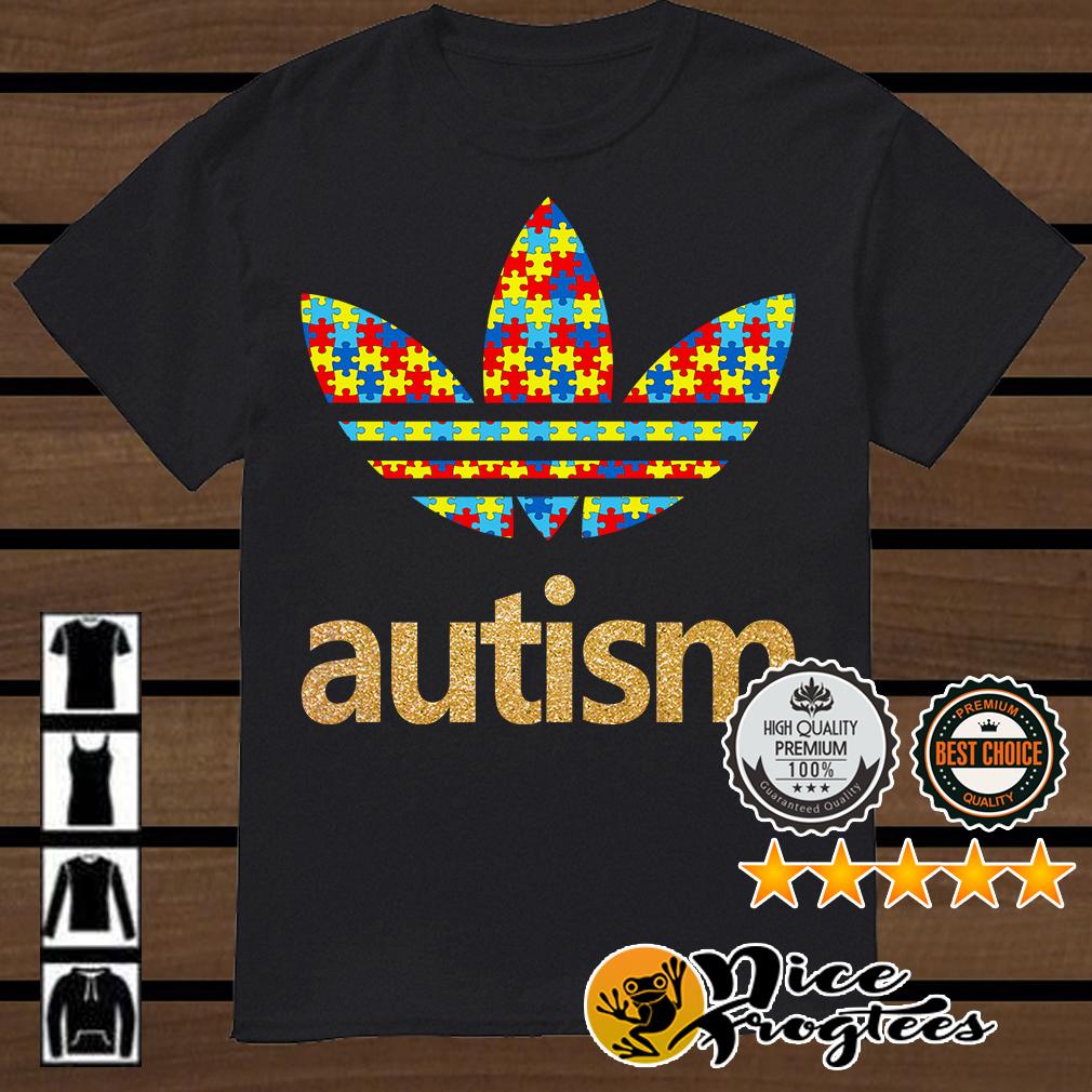 Adidas autism shirt