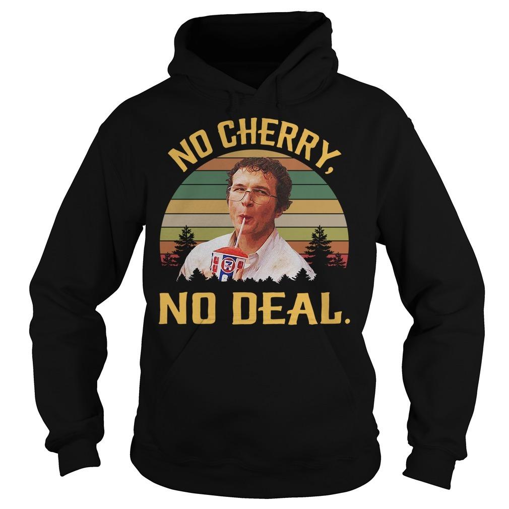 Alexei No cherry no deal vintage Hoodie