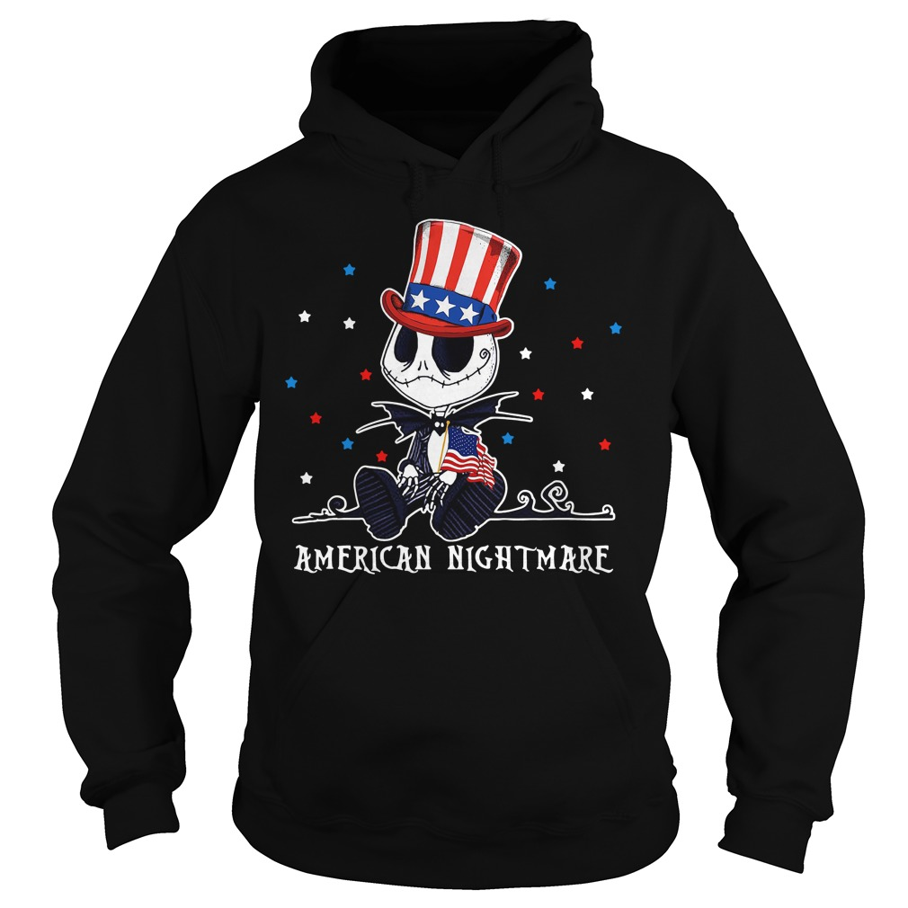 American Nightmare Independence Day 4th of July Hoodie