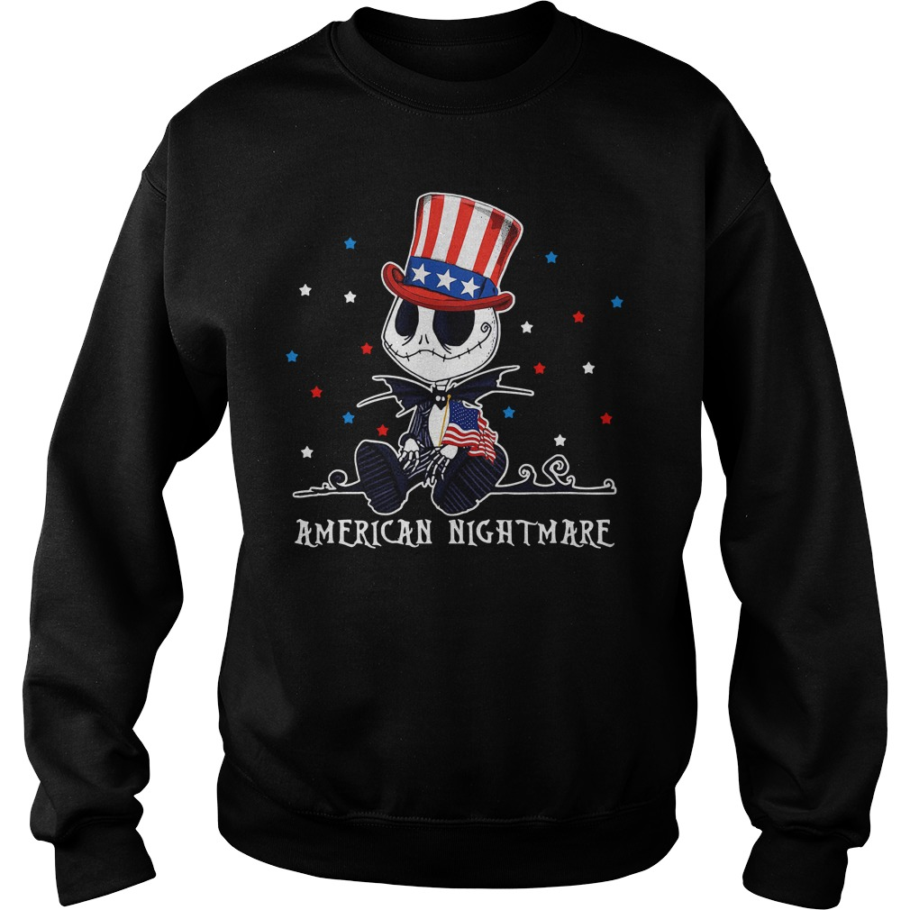 American Nightmare Independence Day 4th of July Sweater