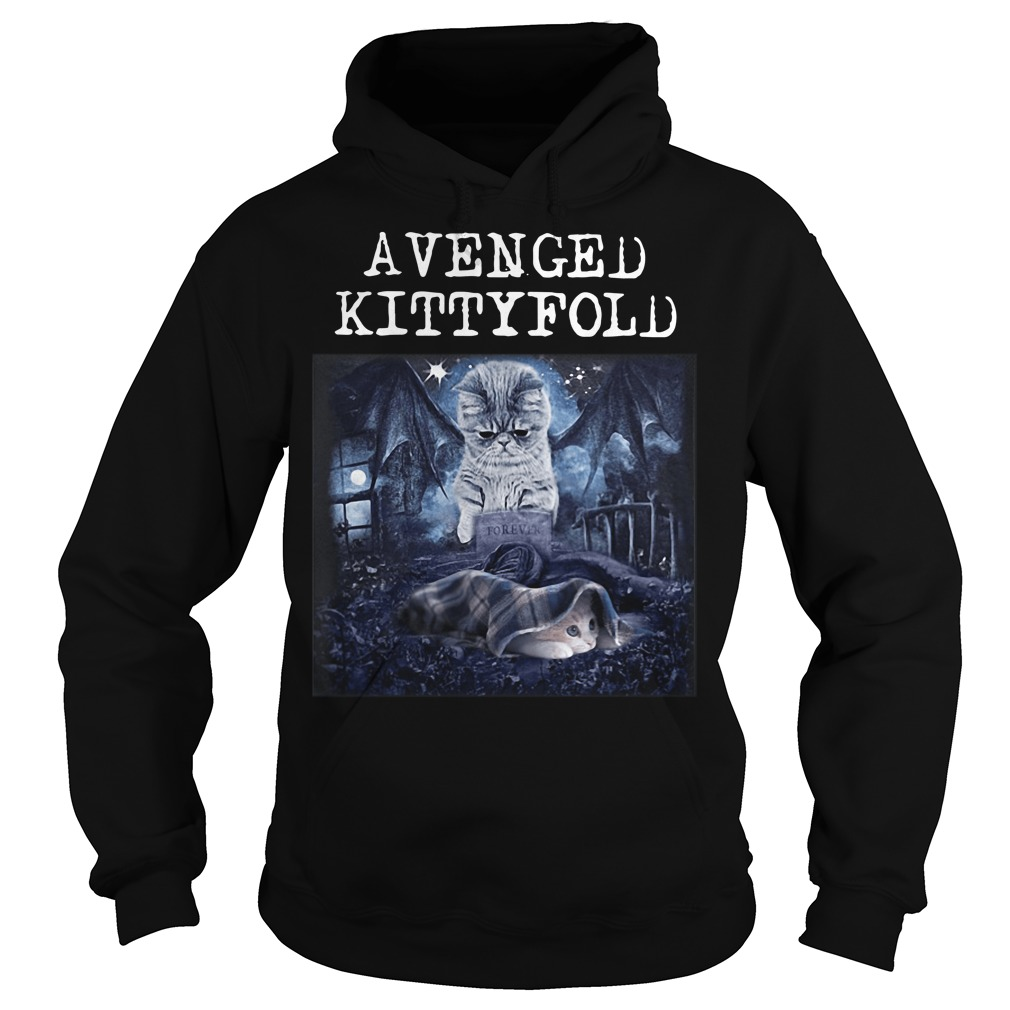Avenged Kittyfold Welcome to the Family Avenged Sevenfold Hoodie