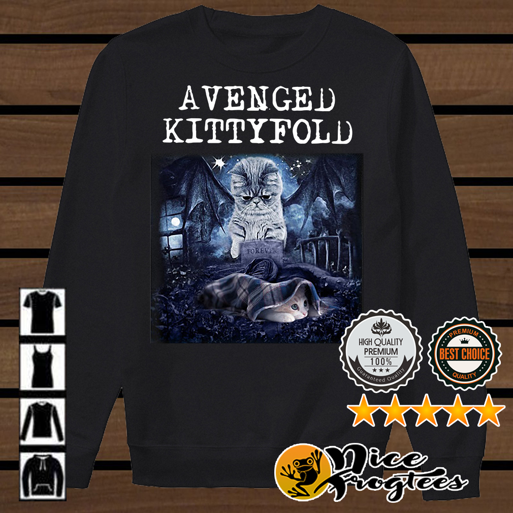 Avenged Kittyfold Welcome to the Family Avenged Sevenfold shirt