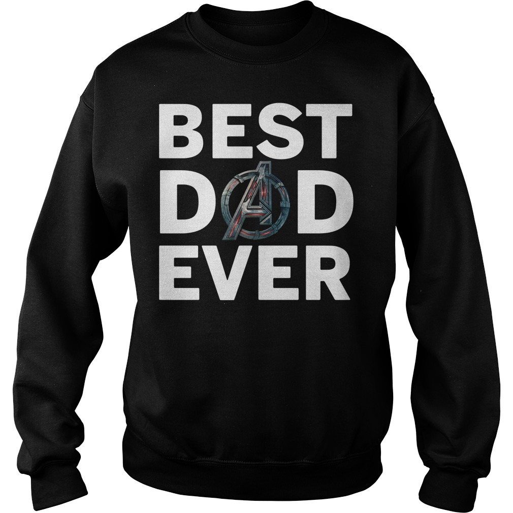 Avengers best dad ever Sweater
