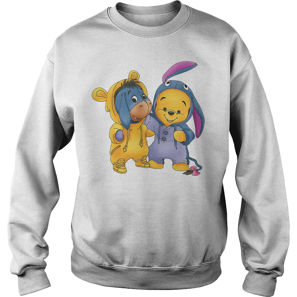 Baby Pooh and Eeyore Winnie the Pooh Sweater