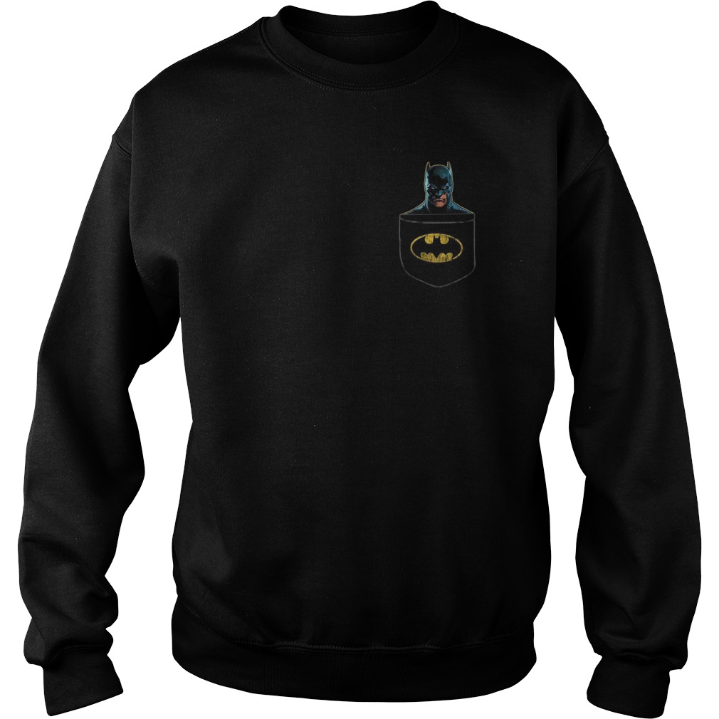 Batman pocket Sweater