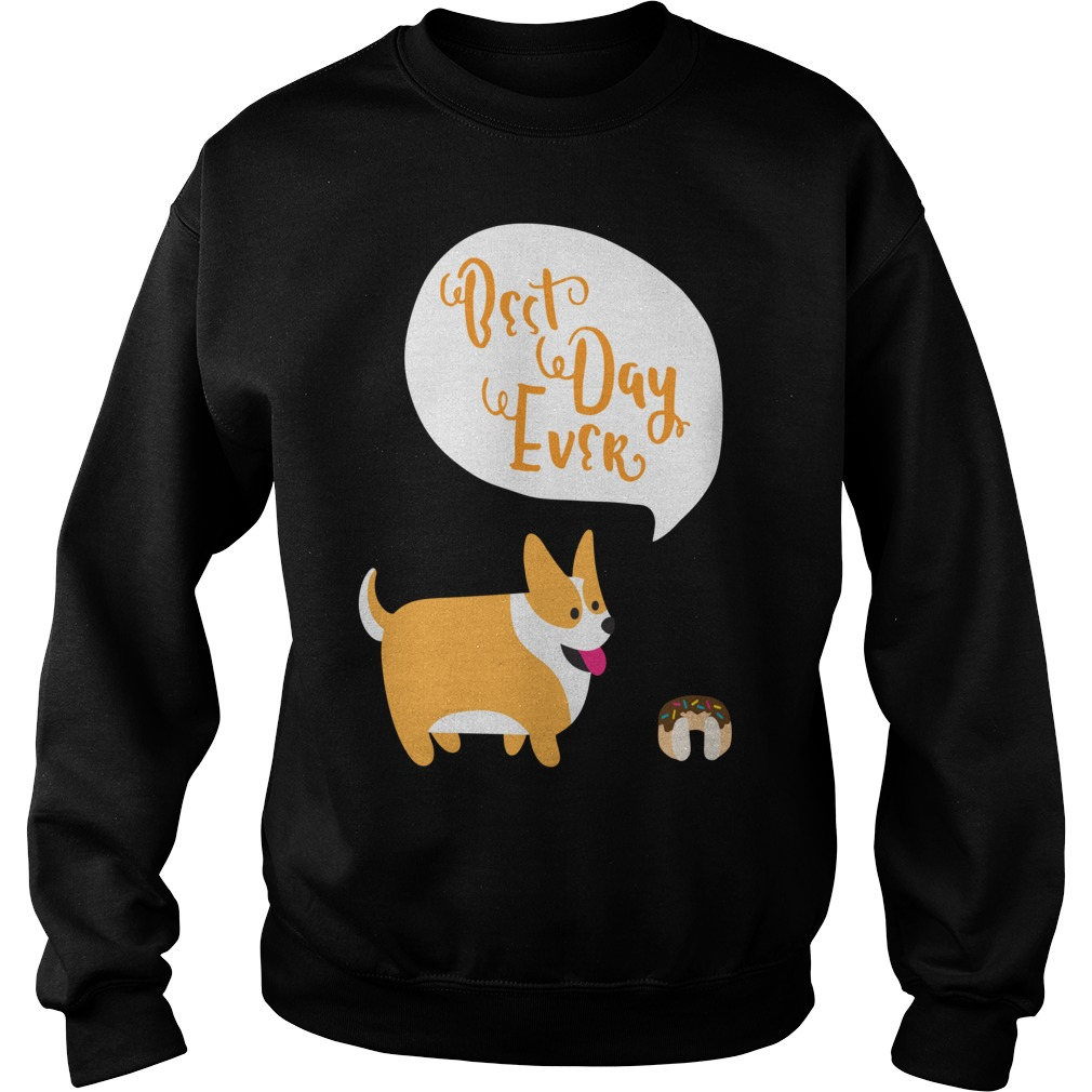 Best Day Ever merry christmas dog sweater