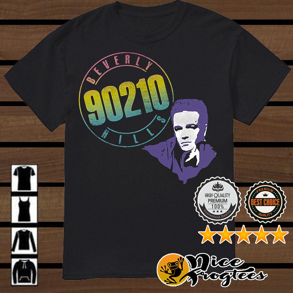 Beverly Hills 90210 Luke Perry shirt