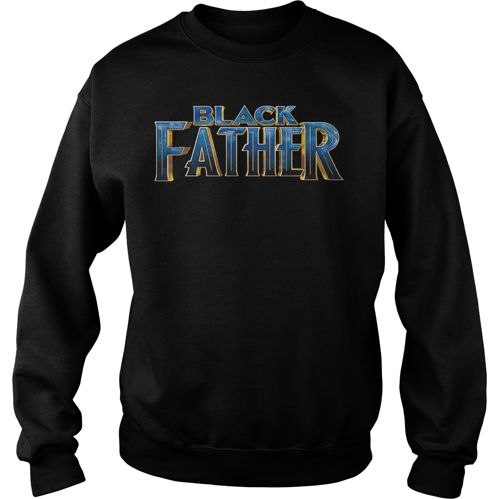 Black father Sweater