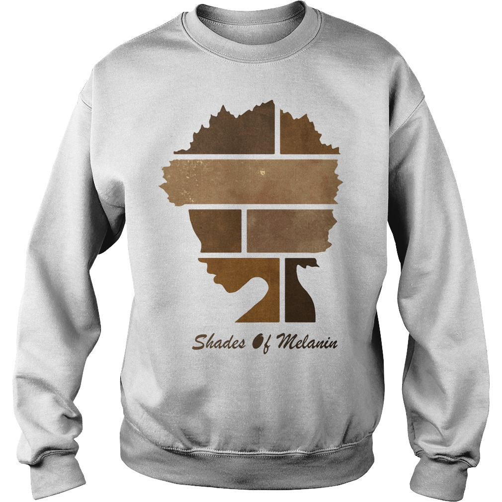 Black women shades of Melanin Sweater
