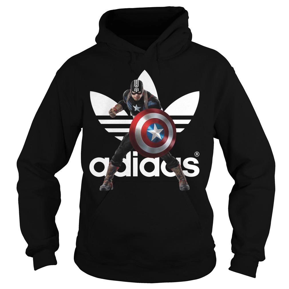 Captain America adidas Hoodie