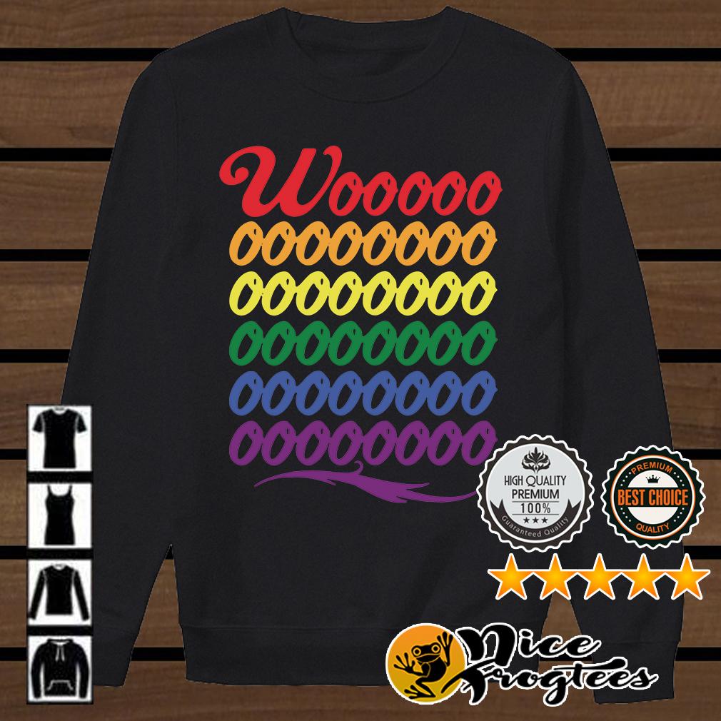 Charlotte Flair Wooooo shirt