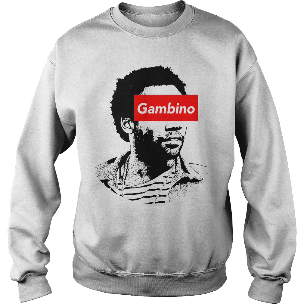 Childish Gambino art Sweater