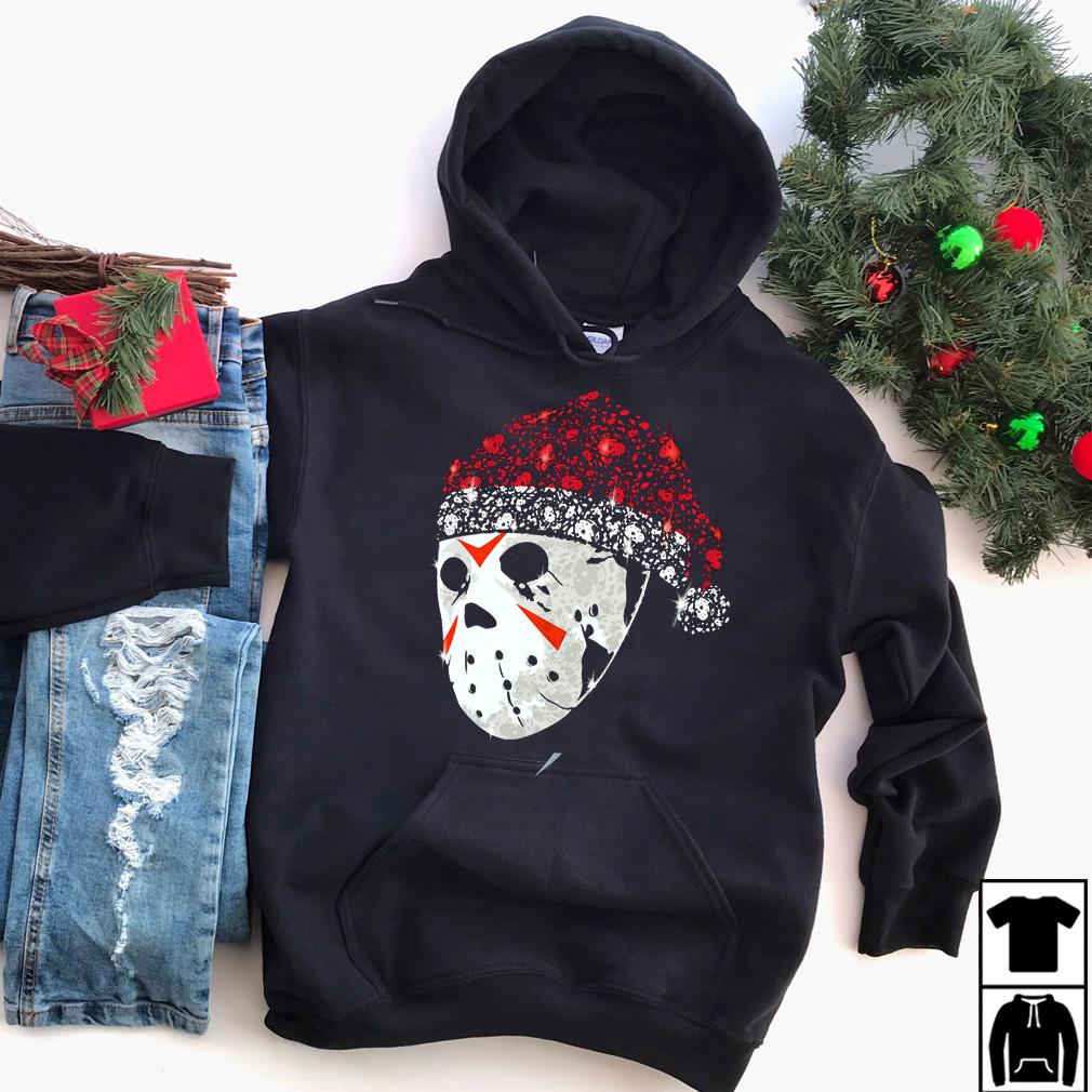 Christmas Jason Voorhees Santa sweater