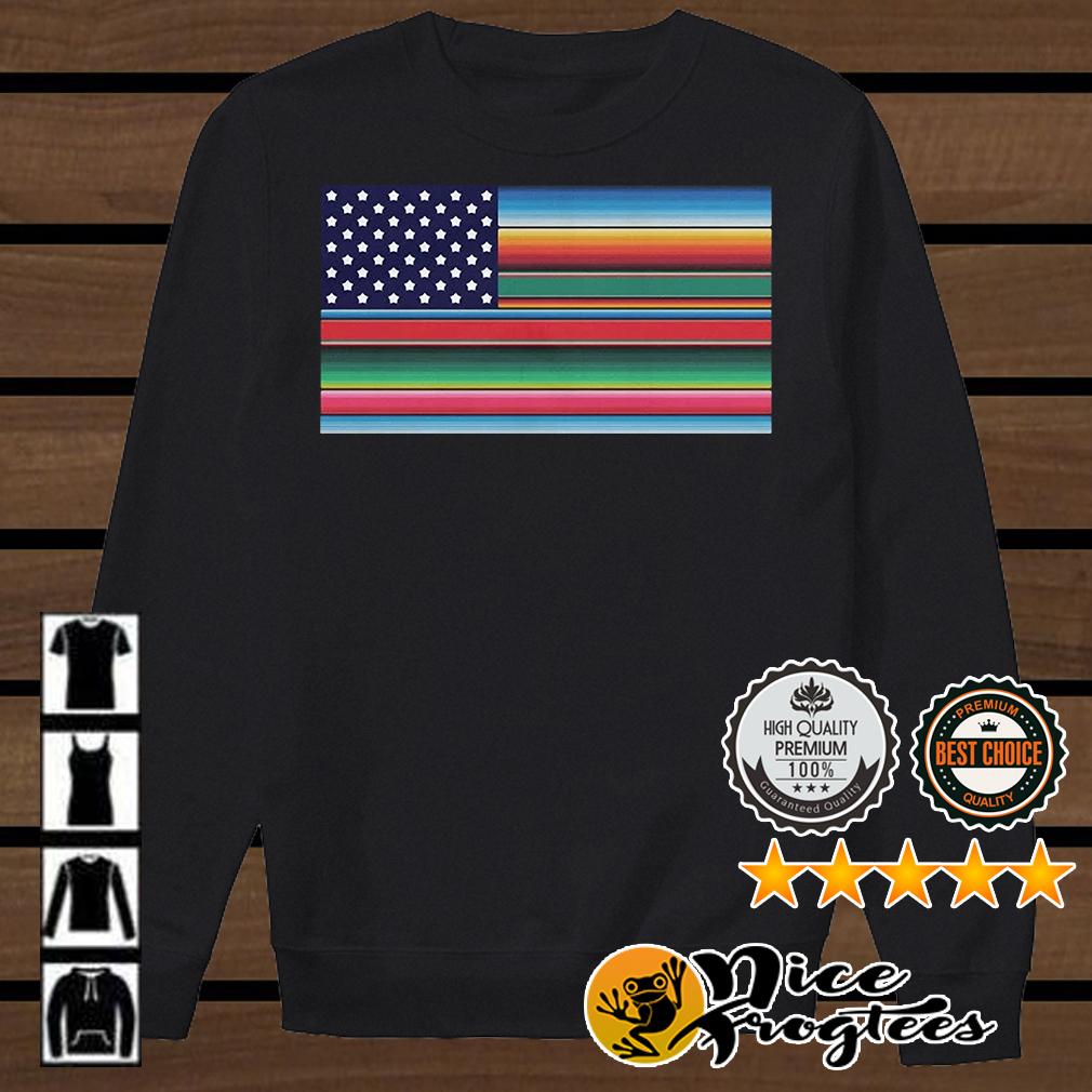 Cross-Culture OG Flag Chingon shirt