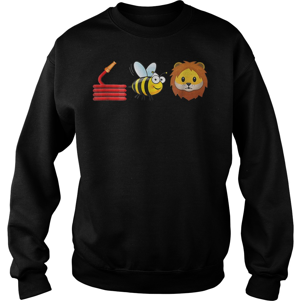 Cute Hose Bee and Lions Sweater