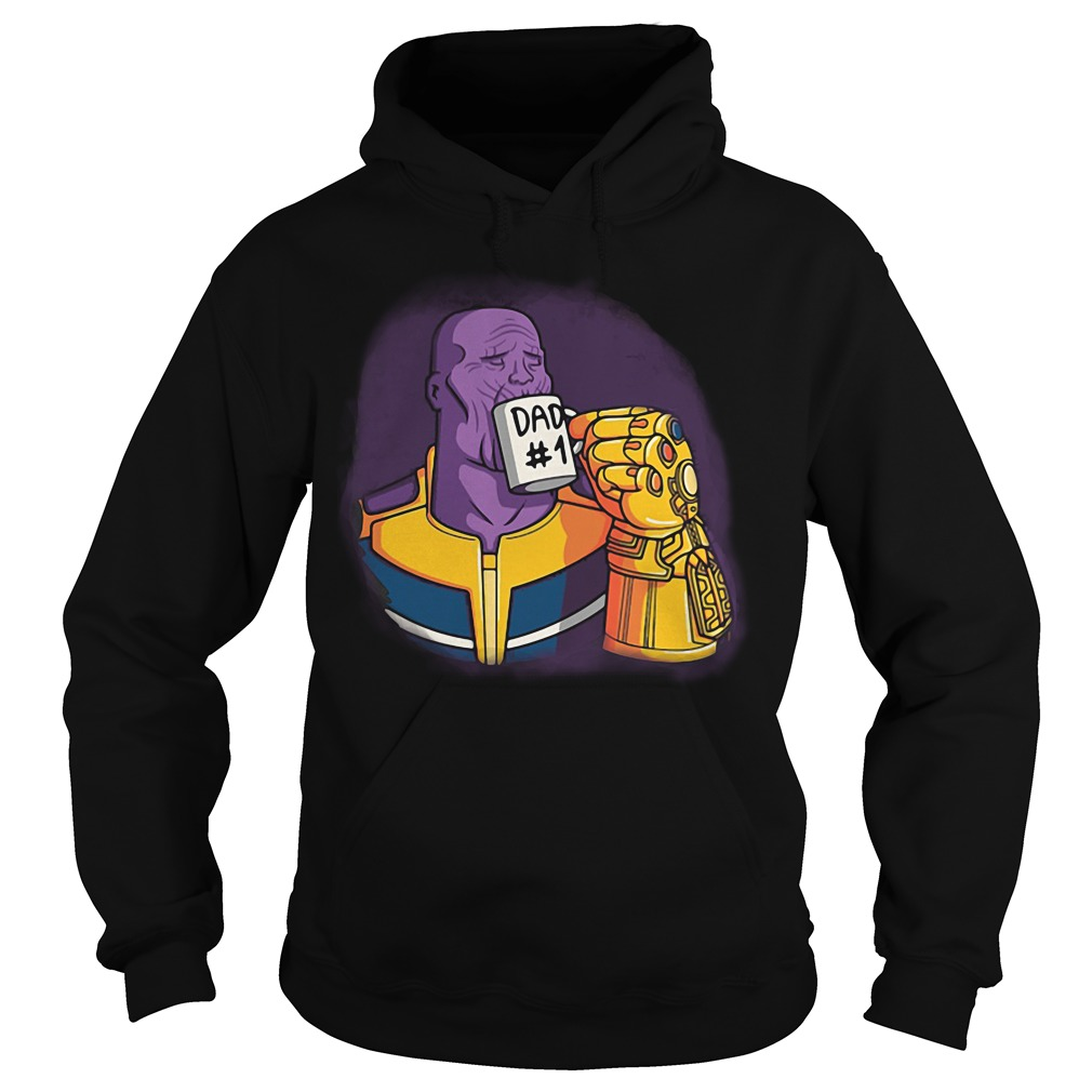Dad Thanos Avengers Infinity War Hoodie