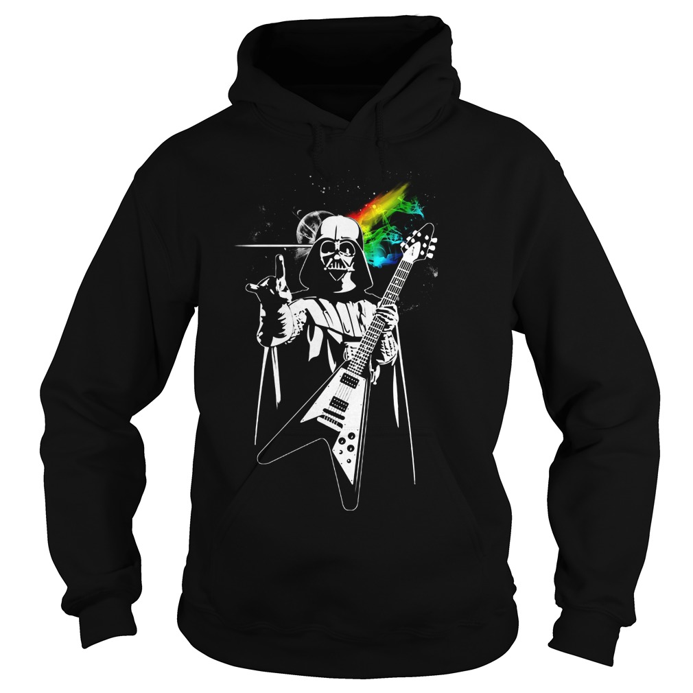 The Dark Side of the Death Star Hoodie