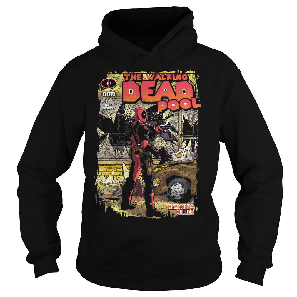 Deadpool the walking merc - issue 1 exclusive Hoodie