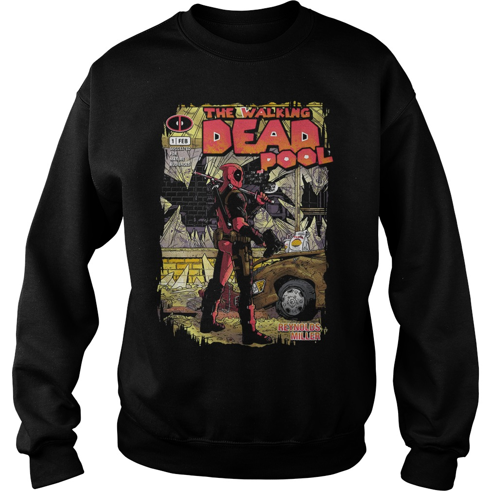 Deadpool the walking merc - issue 1 exclusive Sweater