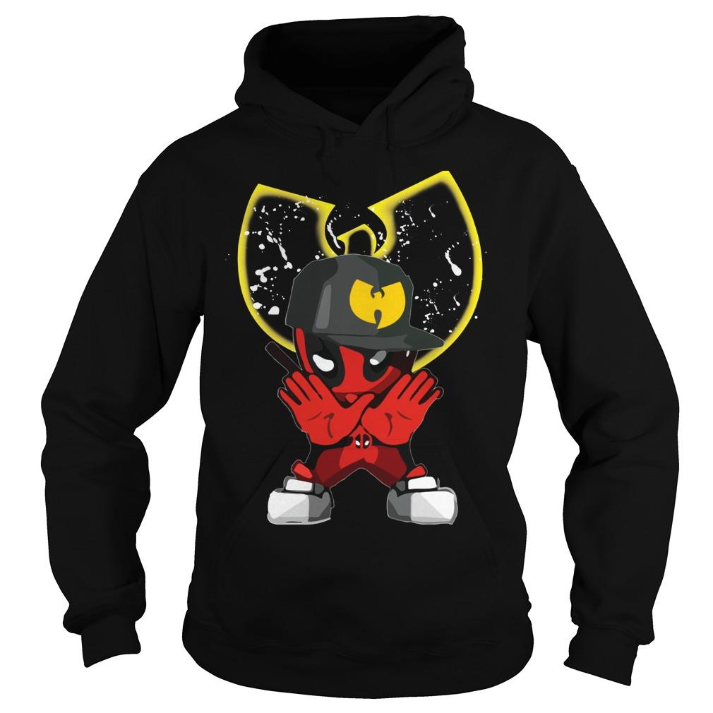 Deadpool Wu Tang Hoodie