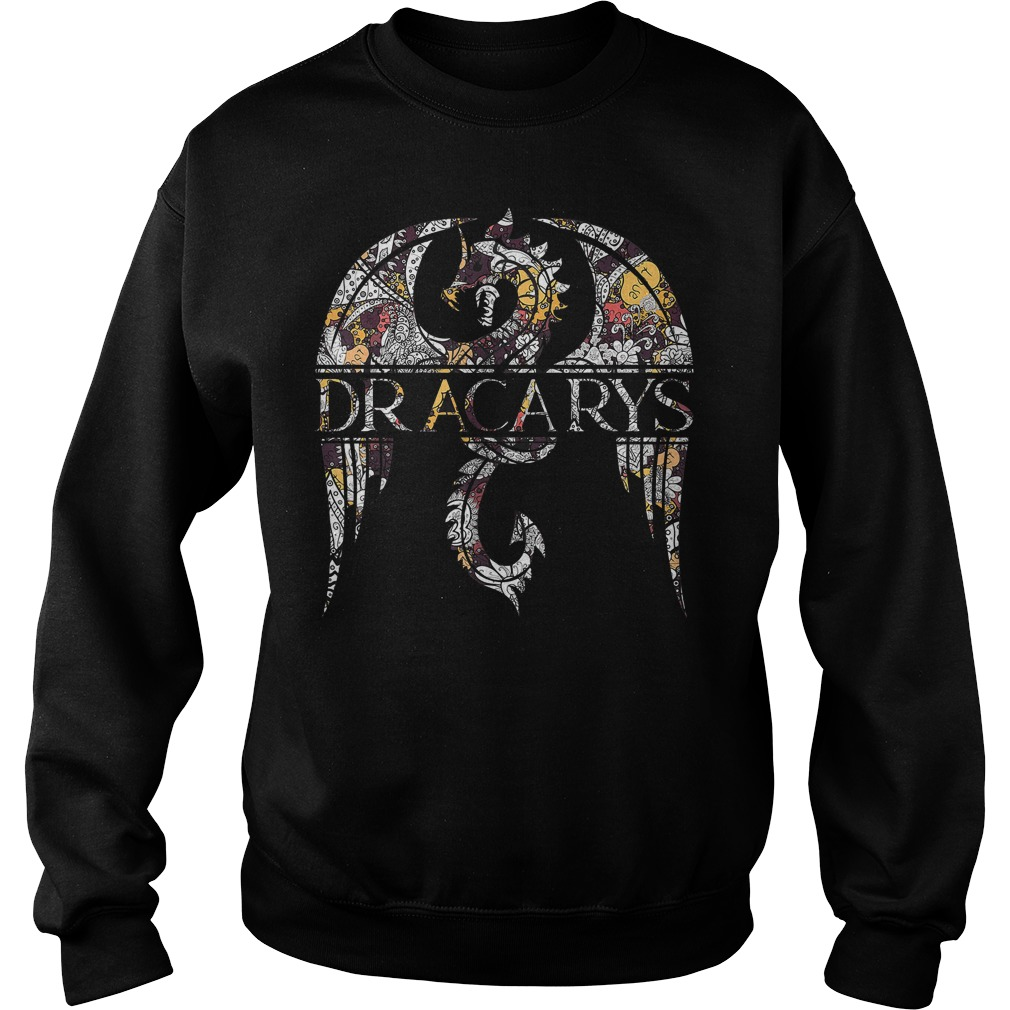 Dragons lover Dracarys Game of Thrones vintage Sweater