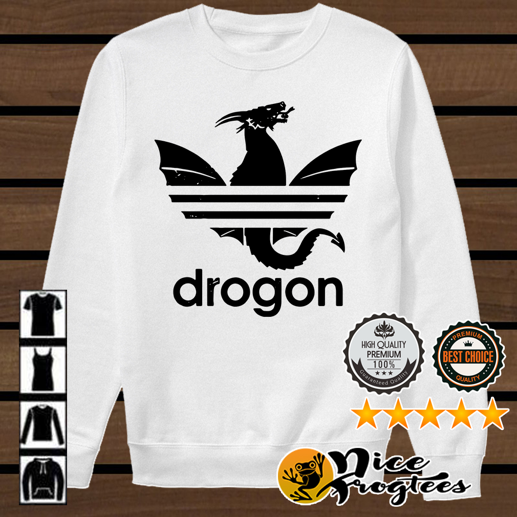 Drogon adidas Game of Thrones shirt