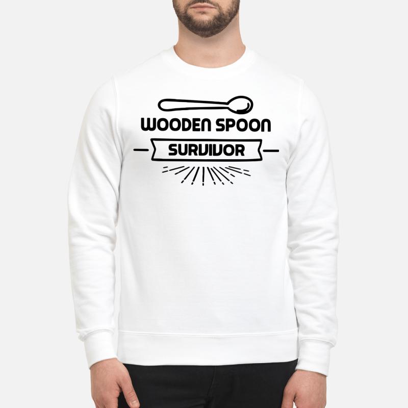 Dutch wooden spoon survivor Sweater