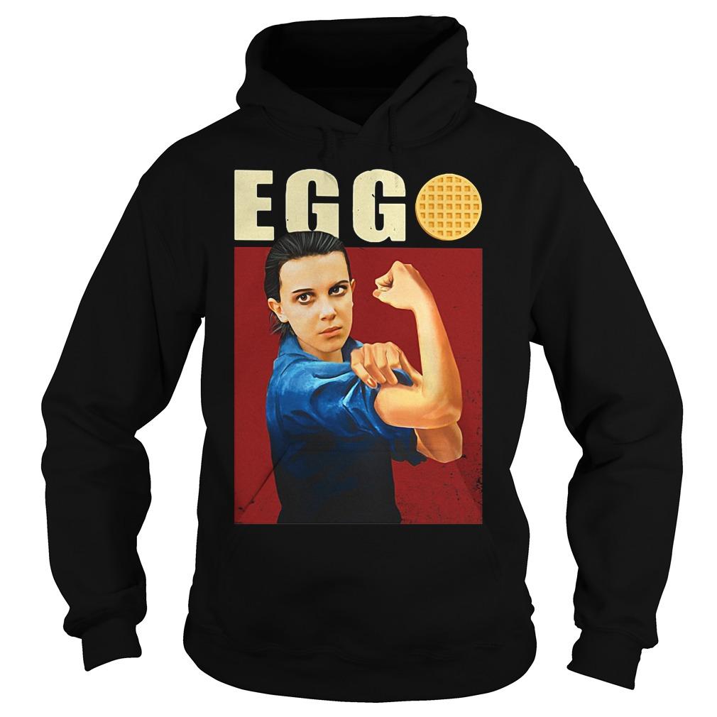 Eleven Eggo Hoodie