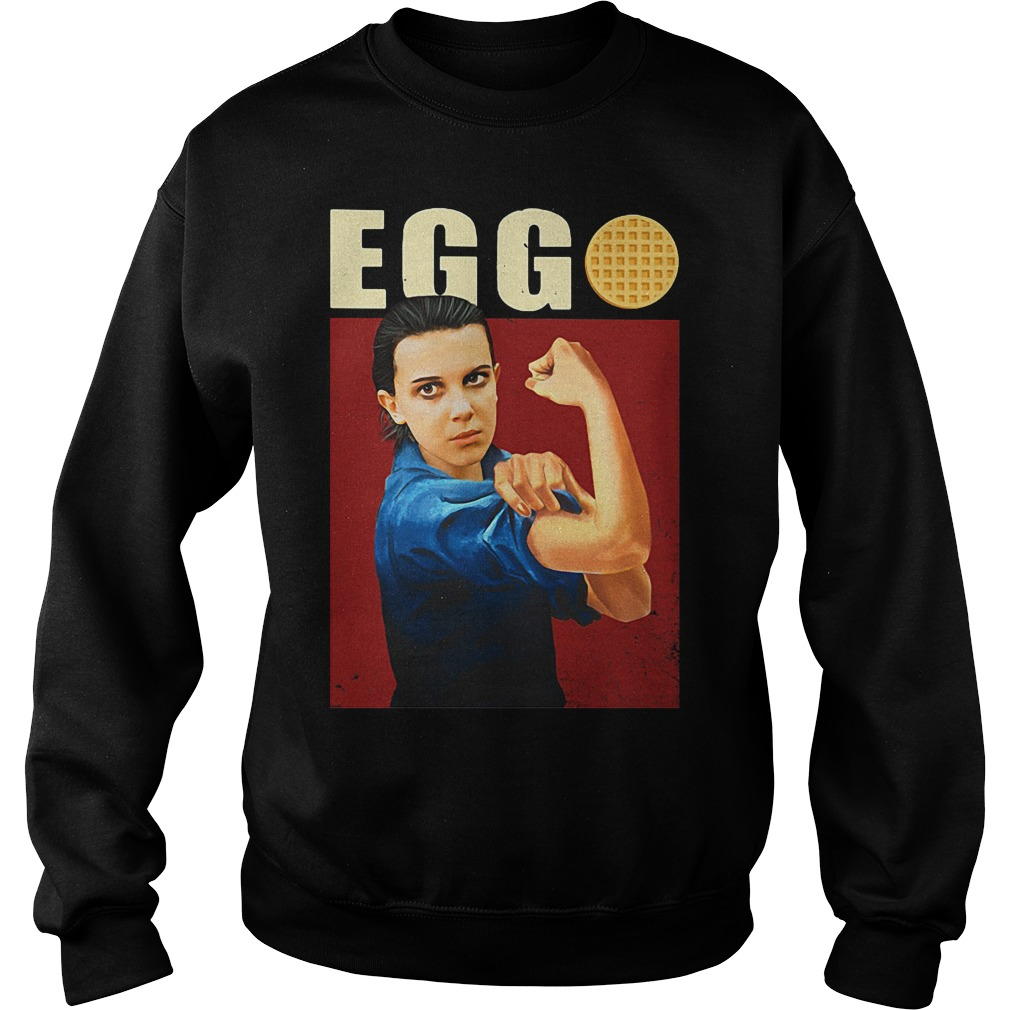Eleven Eggo Sweater