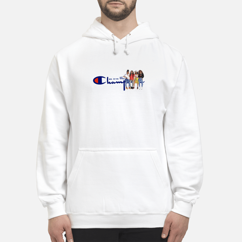 Fifth Harmony we are the champion Hoodie